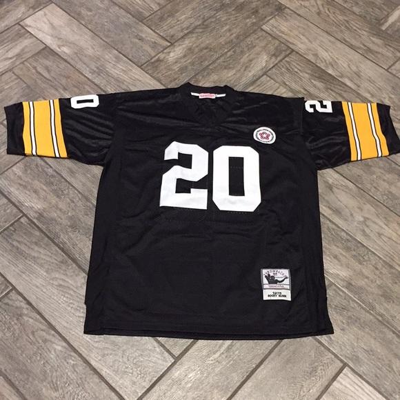 best cheap 8c3a0 2cdd7 Pittsburgh Steelers Rocky Bleier Jersey
